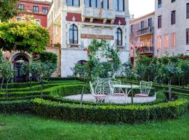 Ca' Nigra Lagoon Resort, hôtel à Venise