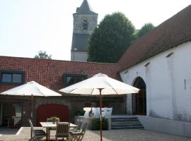 B&B Hof ter Kwaremont, budget hotel in Kluisbergen
