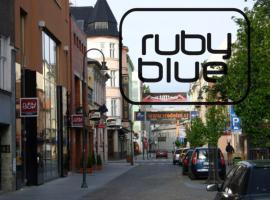 Ruby Blue, hotel in Ostrava