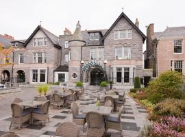 Malmaison Aberdeen, pet-friendly hotel in Aberdeen