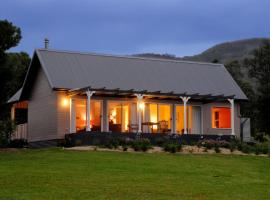 Crystal Creek Meadows, hotel in Kangaroo Valley