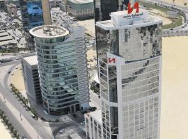 Swiss-Belhotel Seef Bahrain, hotel near Bahrain National Museum, Manama