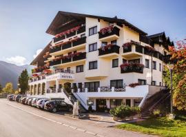 Hotel Alpenruh-Micheluzzi