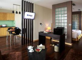 Parkside Sunline Hotel, hotel in Hanoi