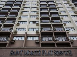 Astron Saint Moritz, hotel em São Bernardo do Campo