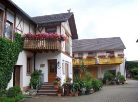 Apartment Meyerhof