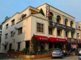 Floral Hotel, hotel in Pasir Gudang