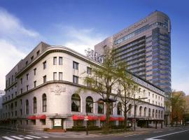 Hotel New Grand, hotell i Yokohama