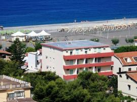 Hotel Calabria, hotel a Praia a Mare