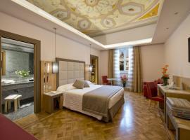 Vibe Nazionale, hotel in Rome