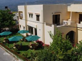 Aptera Hotel, hotel near The Holy Monastery of Agia Triada, Megála Khoráfia