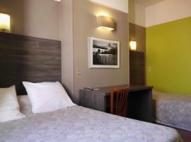 Hotel Du Dauphiné, hôtel à Lyon près de: Gare de Lyon-Perrache