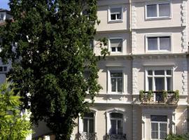 Hotel Beethoven, viešbutis Frankfurte prie Maino