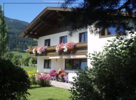 Appartements Winter Anita, Ferienwohnung in Flachau