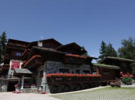 Hotel Petit Prince, hotel in Champoluc