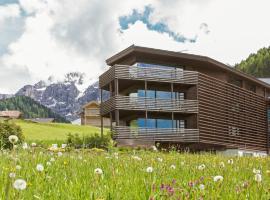 Saleghes Mountain Residence