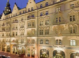 Hotel Paris Prague, hotel in Prague