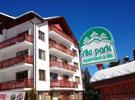 TES Rila Park Apartments, hotel in Borovets