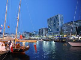 Sercotel Hotel Bahía de Vigo: Vigo'da bir otel