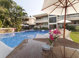 Seashell Beach Suites, resort en Candolim