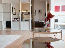 Chic & Retro Barcelona, apartamento en Barcelona