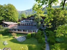Hotel Lindenhof, Hotel in Brienz