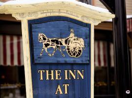 The Inn at Saratoga, family hotel in Saratoga Springs