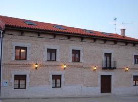 La Casona de Doña Petra, hotel in Villarmentero de Campos