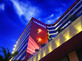Vivanta Hyderabad, Begumpet, hotel with jacuzzis in Hyderabad