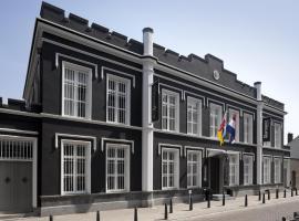 Het Arresthuis – hotel w mieście Roermond