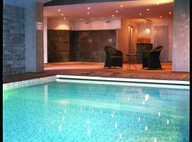 Hôtel Antares & Spa, hotel in Honfleur