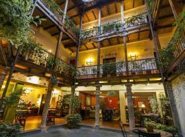 La Casona de la Ronda Hotel Boutique & Luxury Apartments