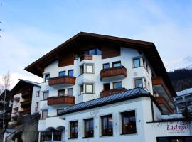 Lasinga, hotel in Fiss