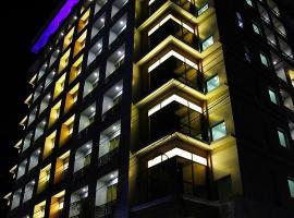 센트럴 파크 타워 리조트