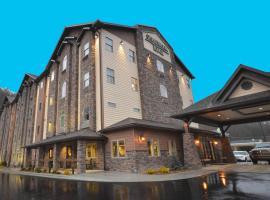 Stonebrook Lodge, hotel in Cherokee