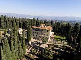 Art Hotel Villa Agape, hotel di Florence