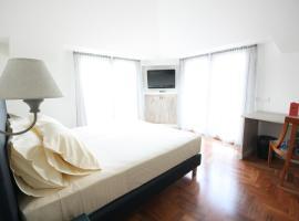 Hotel Plinius, accessible hotel in Como