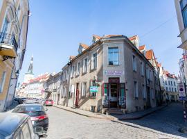 Old Town Hostel Alur, albergue en Tallin