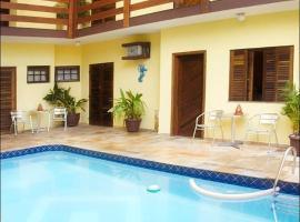 Pousada Solarium, hotel in Guarujá