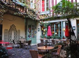 Le Vieux Carré, hotel near Parc des Exposition de Rouen, Rouen