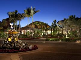 Paradise Point Resort & Spa, family hotel in San Diego