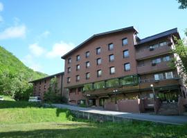 Shiga Kogen Hotel Shiga Sunvalley, hotel in Yamanouchi