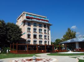 The And Hotel Sultanahmet- Special Category, hotel in Istanbul