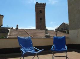 Palazzo Scotto Niccolari, appartamento ad Albenga
