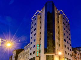 Hotel Princess, hotel cerca de Manantiales de As Burgas, Ourense
