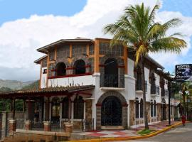 Hotel Las Orquideas San Ramon, guest house in San Ramón
