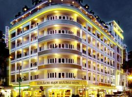 Huong Sen Hotel, khách sạn gần Chợ Bến Thành, TP. Hồ Chí Minh