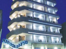Margoa Hotel Netanya, hotel in Netanya