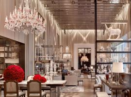 Baccarat Hotel and Residences New York, pet-friendly hotel in New York