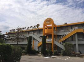 Premiere Classe Marseille La Valentine, hotel a Marsiglia